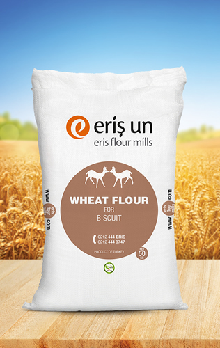 WHEAT FLOUR FOR BISCUIT